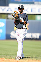 March 17th 2008:  Robinson Cano of the New York Yankees during a Spring Training game at Legends Field in Tampa, FL.  Photo by:  Mike Janes/Four Seam Images