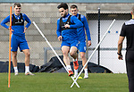 St Johnstone Training….01.10.20     <br />Craig Conway pictured during training at McDiarmid Park ahead of Sundays game against Celtic.<br />Picture by Graeme Hart.<br />Copyright Perthshire Picture Agency<br />Tel: 01738 623350  Mobile: 07990 594431