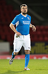 Dave Mackay Testimonial: St Johnstone v Dundee…06.10.17…  McDiarmid Park… <br />Danny Griffin<br />Picture by Graeme Hart. <br />Copyright Perthshire Picture Agency<br />Tel: 01738 623350  Mobile: 07990 594431