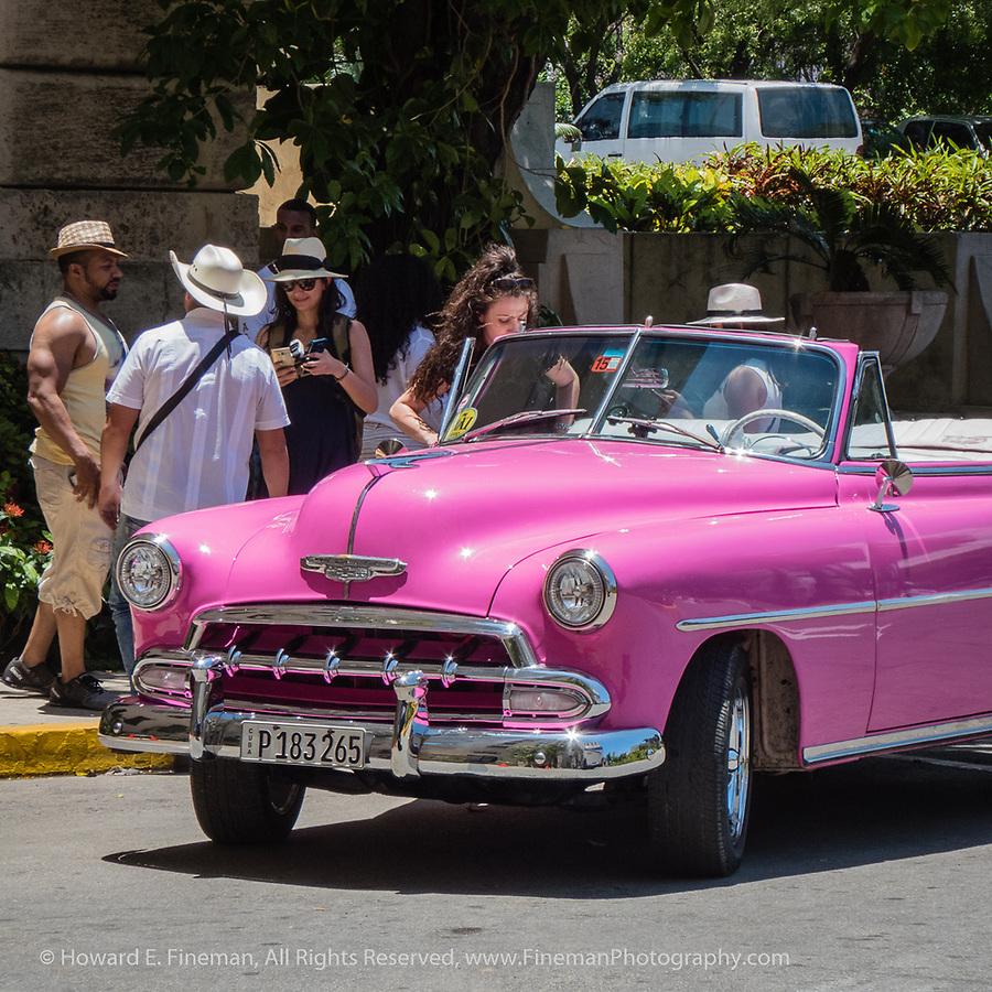 1952 Chevy tourist taxi