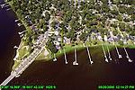 St. Johns River - Algae - Foam
