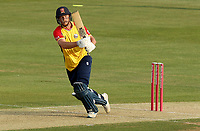 Tom Westley of Essex in bowling action during Essex Eagles vs Sussex Sharks, Vitality Blast T20 Cricket at The Cloudfm County Ground on 15th June 2021