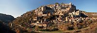 Rocamadour en panoramique