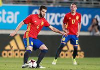 Spain's Nacho Fernandez (l) and Iago Aspas during international friendly match. June 7,2017.(ALTERPHOTOS/Acero) (NortePhoto.com) (NortePhoto.com)