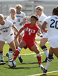 UNLV @ Nevada women's soccer 090411