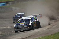 during the 5 Nations BRX Championship at Lydden Hill Race Circuit on 31st May 2021