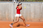 Canada tennis player Bianca Andreescu during Tennis Junior Fed Cup in Madrid, Spain. September 30, 2015. (ALTERPHOTOS/Victor Blanco)