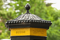 Uruguay, Colonia del Sacramento, Postbox