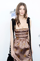SANTA MONICA, CA - MARCH 03: Emily Ratajkowski photographed at the 2018 Film Independent Spirit Awards on March 3, 2018 in Santa Monica, California. Credit: John Rasimus /MediaPunch ***FRANCE, SWEDEN, NORWAY, DENARK, FINLAND, USA, CZECH REPUBLIC, SOUTH AMERICA ONLY***