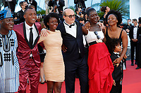 """CANNES, FRANCE - JULY 14: guests at the """"A Felesegam Tortenete/The Story Of My Wife"""" screening during the 74th annual Cannes Film Festival on July 14, 2021 in Cannes, France.<br /> CAP/GOL<br /> ©GOL/Capital Pictures"""