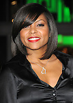 Taraji P. Henson at Alcon Entertainment's L.A. Premiere of The Book of Eli held at The Chinese Theatre in Hollywood, California on January 11,2010                                                                   Copyright 2009 DVS / RockinExposures