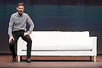 Luis Miguel Segui during `Lo malo de ser perfecto´ theater play representation in Madrid, Spain. October 05, 2015.<br /> (ALTERPHOTOS/BorjaB.Hojas)