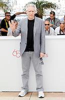 DAVID CRONENBERG - PHOTOCALL DU FILM 'COSMOPOLIS' - 65EME FESTIVAL DE CANNES 2012.