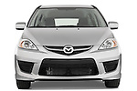 Straight front view of a 2008 Mazda 5