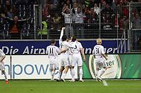 Torjubel Luca Toni (Bayern)<br /> Eintracht Frankfurt vs. FC Bayern Muenchen, Commerzbank Arena<br /> *** Local Caption *** Foto ist honorarpflichtig! zzgl. gesetzl. MwSt. Auf Anfrage in hoeherer Qualitaet/Aufloesung. Belegexemplar an: Marc Schueler, Am Ziegelfalltor 4, 64625 Bensheim, Tel. +49 (0) 6251 86 96 134, www.gameday-mediaservices.de. Email: marc.schueler@gameday-mediaservices.de, Bankverbindung: Volksbank Bergstrasse, Kto.: 151297, BLZ: 50960101
