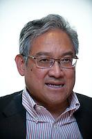 Hong Kong, 23 May 2011  William K. Fung, Group managing Director of Li & Fung Limited.  Photo Kees Metselaar