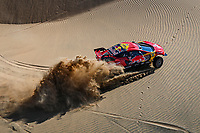4th January 2021; Dakar Rally stage 2;  #305 Loeb Sebastien (fra), Elena Daniel (mco), Hunter, Bahrain Raid Xtreme, Auto, BRX, action during the 2nd stage of the Dakar 2021 between Bisha and Wadi Al Dawasir, in Saudi Arabia on January 4, 2021