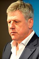 25-05-2021: Basketbal: Presentatie Trainer Donar: Groningen, manager technische zaken Martin de Vries