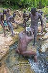 Surma tribe, Omo River, Ethiopia