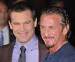 Josh Brolin and Sean Penn at Warner Bros Pictures' L.A. Premiere of Gangster Squad held aat The Grauman's Chinese Theater in Hollywood, California on January 07,2013                                                                   Copyright 2013 Hollywood Press Agency