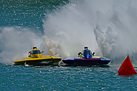 """Frame 22: Andrew Tate, H-300 """"Pennzoil"""", Donny Allen, H-14 """"Legacy 1""""       (H350 Hydro)"""