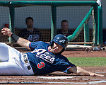 Photos from the Reno Aces vs Tucson Padres game played on Monday afternoon, September 3, 2012 in Reno, Nevada.