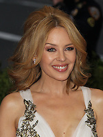 "NEW YORK CITY, NY, USA - MAY 05: Kylie Minogue at the ""Charles James: Beyond Fashion"" Costume Institute Gala held at the Metropolitan Museum of Art on May 5, 2014 in New York City, New York, United States. (Photo by Xavier Collin/Celebrity Monitor)"