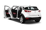 Car images of 2015 Mazda CX-3 Pure Edition 5 Door Suv Doors