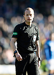 St Johnstone v Rangers…..23.02.20   McDiarmid Park   SPFL<br />Referee Willie Collum<br />Picture by Graeme Hart.<br />Copyright Perthshire Picture Agency<br />Tel: 01738 623350  Mobile: 07990 594431