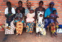 Kigali / Rwanda.<br />