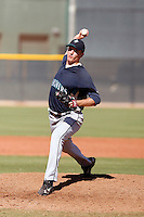 Brandon Josselyn - Seattle Mariners 2009 Instructional League. .Photo by:  Bill Mitchell/Four Seam Images..