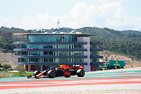 1st May 2021; Algarve International Circuit, in Portimao, Portugal; F1 Grand Prix of Portugal, qualification sessions;  Max Verstappen NEL 33, Red Bull Racing Honda takes 3rd on pole