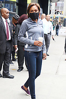 NEW YORK, NY- JULY 21: Robin Roberts seen exiting ABC Studios in New York City on July 21, 2021. Credit: RW/MediaPunch