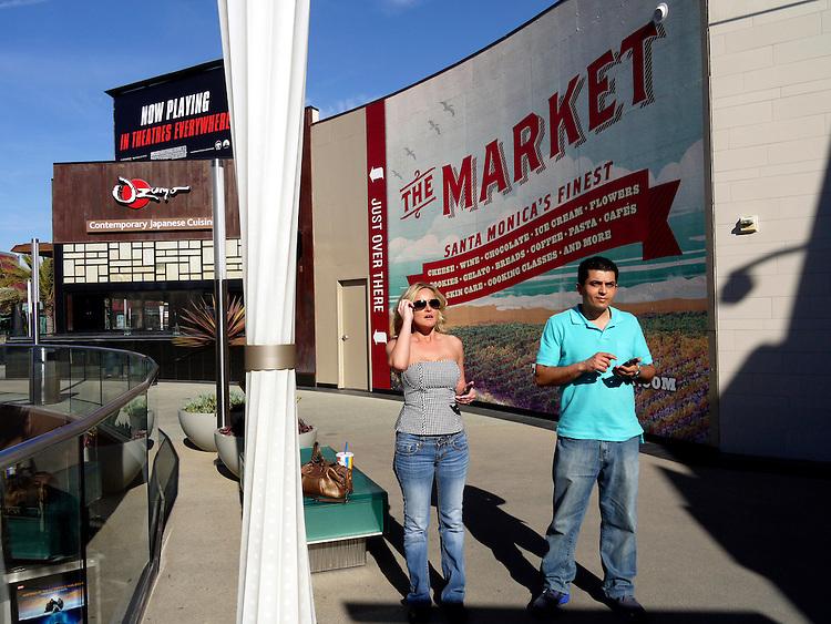 The Market, Santa Monica, CA, 2012