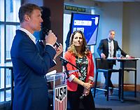 Nashville, TN, Tuesday, September 11, 2018: U.S. Soccer General Partners Meeting.