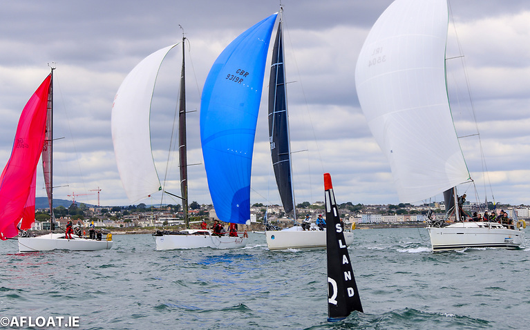 The national cruiser racing fleet returns to Dublin Bay this weekend for the 80-boat ICRA Championships