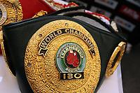IBO Weltmeisterguertel von Wladimir Klitschko