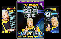 Tom Baker's Ultimate Sci-Fi Quiz - DVD, Cover, Insert and Disc - White City, London W12 - 31st May 2006
