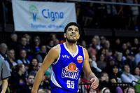 180527 National Basketball League - Wellington Saints v Hawkes Bay Hawks