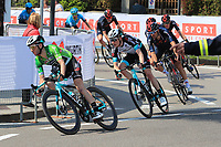 23rd April 2021; Cycling Tour des Alpes Stage 5, Valle del Chiese to Riva del Garda,  Italy on 23rd; Simon Yates Team BikeExchange