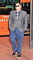 Actor Jonah Hill arrives in Tokyo