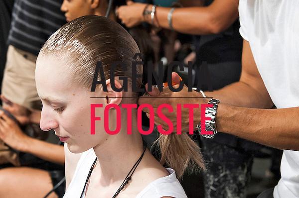 Nova Iorque, EUA '09/2014 - Desfile de Alexander Wang durante a Semana de moda de Nova Iorque  -  Verao 2015. <br /> <br /> Foto: FOTOSITE