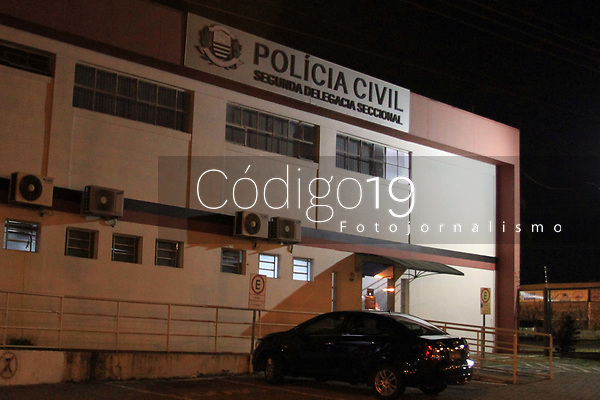 CAMPINAS, SP 14.06.2018-2 DELEGACIA SECCIONAL DE POLICIA DE CAMPINAS (Foto: Denny Cesare/Codigo19)