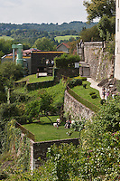 Europe/France/Aquitaine/24/Dordogne/Nontron: Les Jardins des arts.