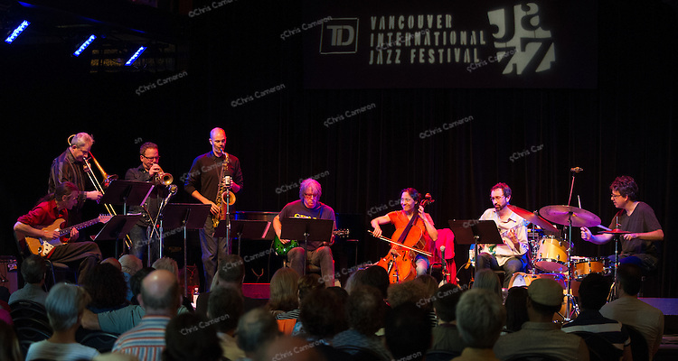 Peggy Lee Band plays Performance Works, June 22,2013 in the TD Vancouver International Jazz Festival