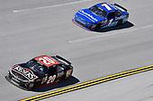 NASCAR Xfinity Series<br /> Sparks Energy 300<br /> Talladega Superspeedway, Talladega, AL USA<br /> Saturday 6 May 2017<br /> Erik Jones, Reser's American Classic Toyota Camry, Elliott Sadler, OneMain Financial Chevrolet Camaro<br /> World Copyright: John K Harrelson<br /> LAT Images<br /> ref: Digital Image 17TAL1jh_01476
