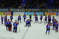 IJSHOCKEY: HEERENVEEN, 30-11-2019, IJsstadion Thialf, UNIS Flyers - Geleen Eaters, eindstand 3-1, ©foto Martin de Jong