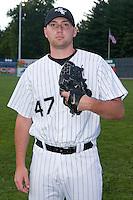 Philip Negus #47 of the Bristol Sox at DeVault Memorial Stadium June 26, 2009 in Bristol, Virginia. (Photo by Brian Westerholt / Four Seam Images)
