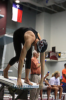 2009 Women's NCAA Swimming & Diving ChampionSHips Friday Late Minnesota