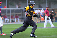Dante Matakatea (Wellington). Wellington v North Harbour men's final. 2020 National Fastpitch Softball Championships at Fraser Park in Lower Hutt, New Zealand on Sunday, 16 February 2020. Photo: Dave Lintott / lintottphoto.co.nz